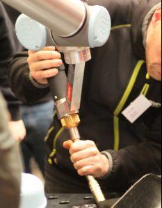Schweißtechnik-Schneider Cobot Tag Bild 6