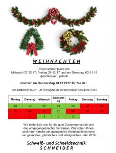 sssweihnachten