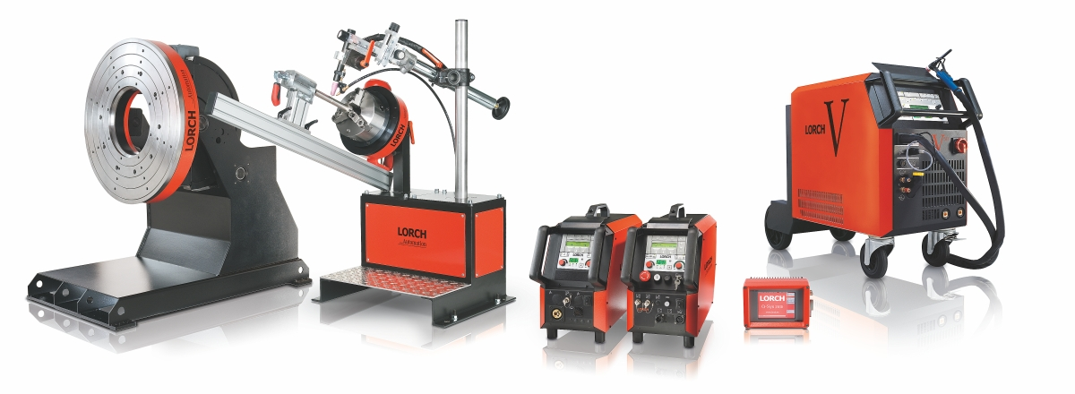LORCH Automation Gruppe Gesamt [Web & Office]