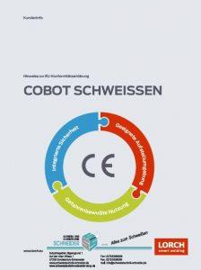Deckblatt CECOBOT Schweißtechnik-Schneider
