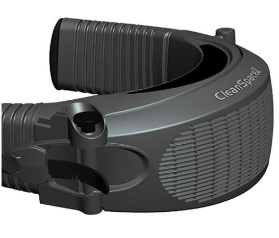 CleanSpace 2 Gebläseunterstütztes P3-Atemschutzgerät