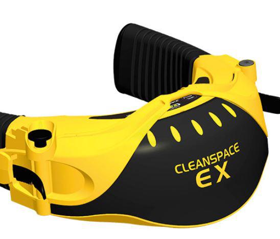 CleanSpace EX Gebläseunterstütztes P3-Atemschutzgerät