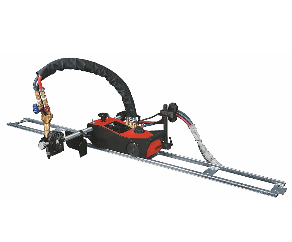 Lorch Trac Cut - Schienen Schneidtraktoren