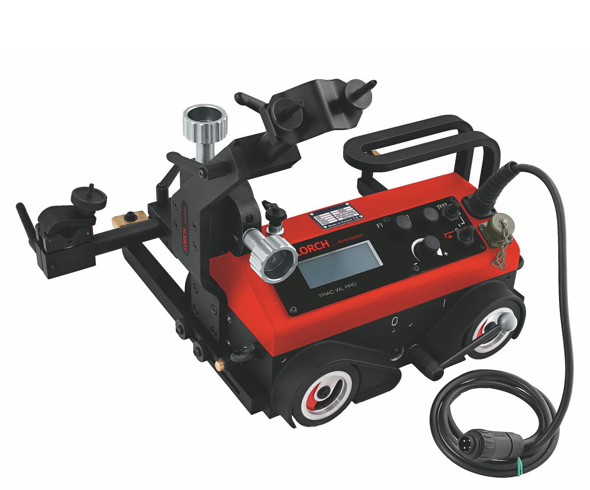 Lorch Trac WL Pro - Tragbare, programmbierbare Schweißtraktoren