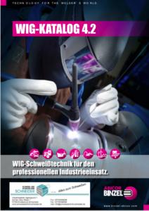 Binzel WIG Katalog 4.2 Schweißtechnik